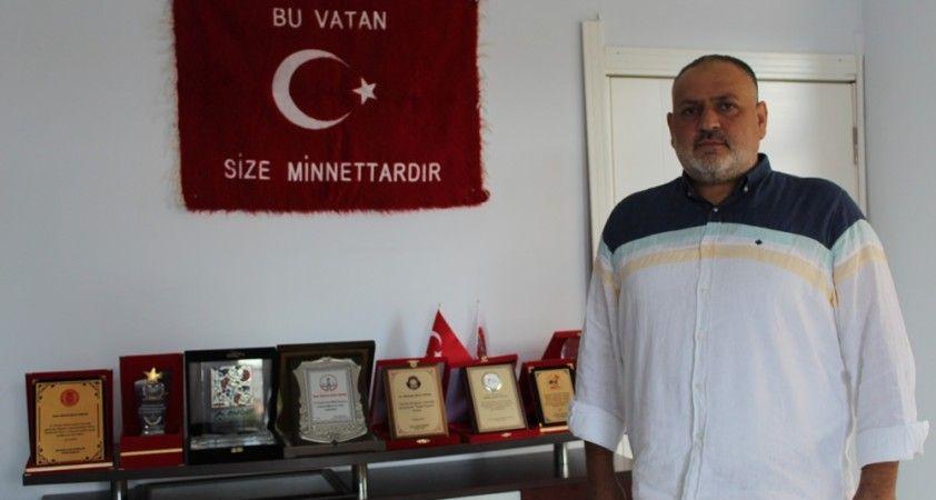 15 Temmuz kahramanlarından Mehmet Şükrü Kıntaş o geceyi anlattı