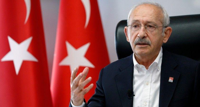 CHP Genel Başkanı Kılıçdaroğlu: Türkiye Azerbaycan konusunda üzerine düşen görevi yapıyor