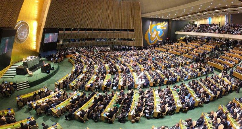 BM 'elmas jübilesini' Kovid-19 salgını nedeniyle sanal ortamda yapacak