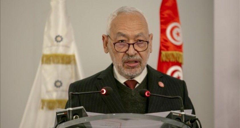 Tunus'ta Meclis Başkanı Gannuşi, Cumhurbaşkanı Said'i darbe yapmakla suçladı: Hükümet halen görevinin başında