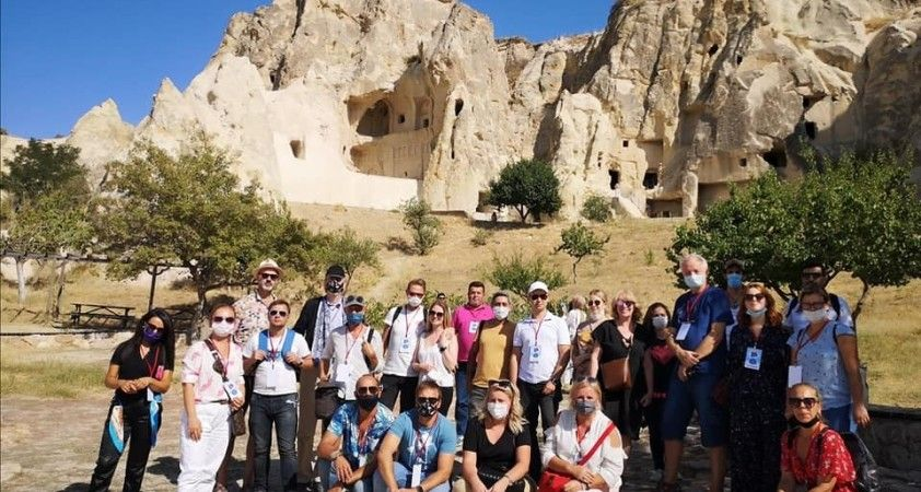 Dünyanın en iyi turizm filmleri, Kapadokya'da buluşuyor