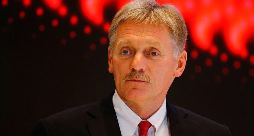 Peskov: Çekya'nın eylemlerine son derece olumsuz bakıyoruz
