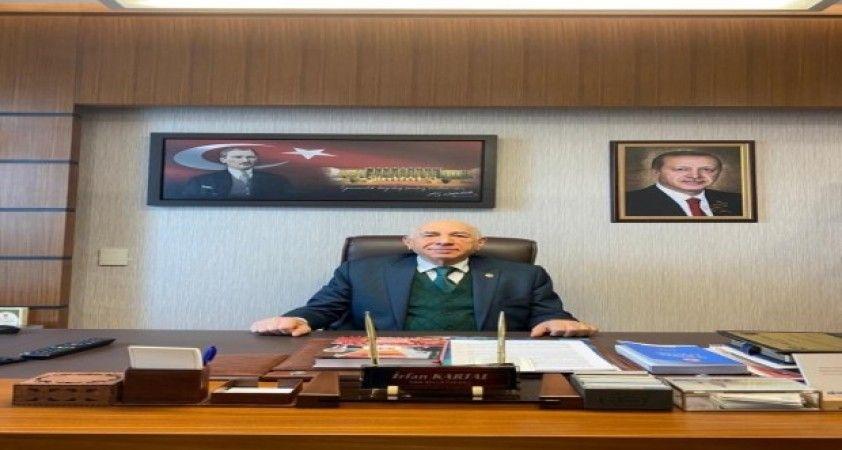 AK Parti Milletvekili Kartal'dan pancar üreticilerine müjde