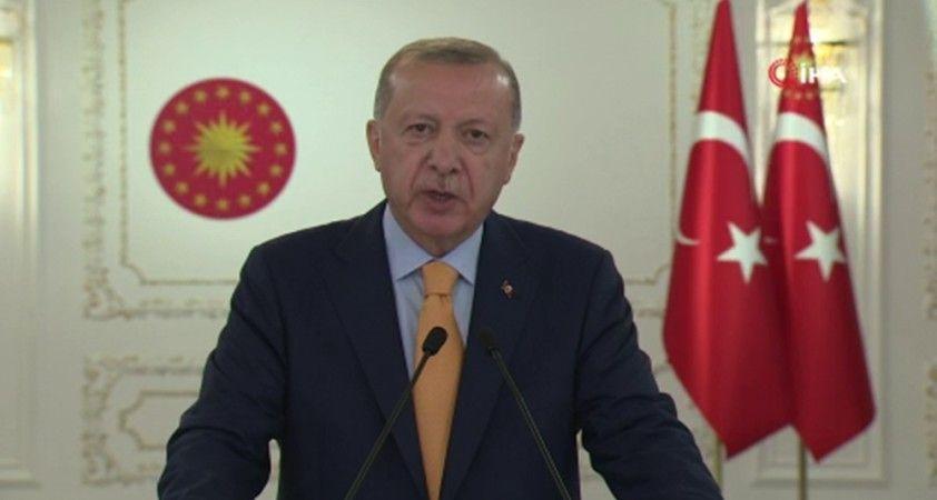 """Cumhurbaşkanı Erdoğan: """"BM Güvenlik Konseyini reforma tabi tutmamız gerekiyor"""""""