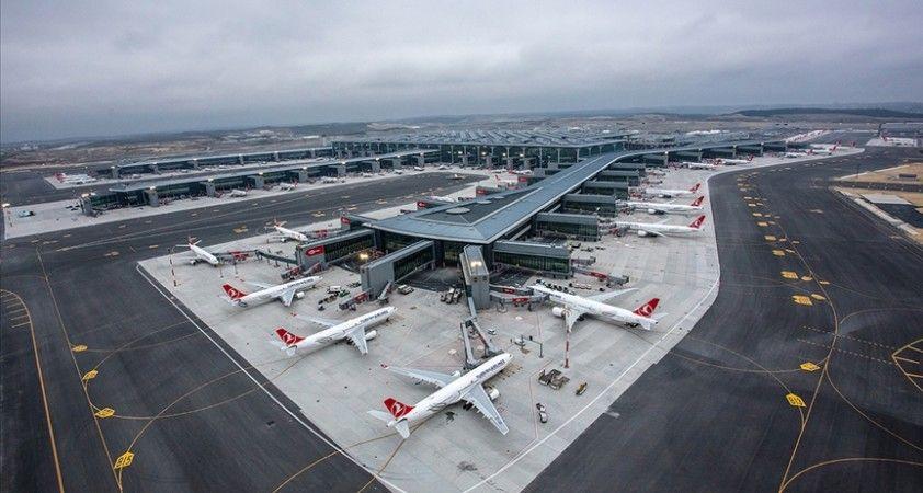 THY günlük ortalama 714 uçuşla Avrupa'da liderliğini sürdürdü