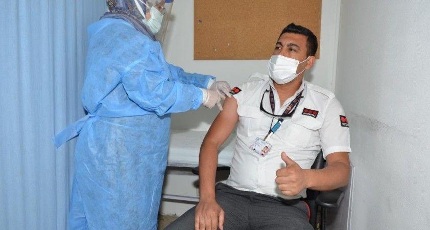 Sağlık Bakanı Koca, Serpil Minaz'a fedakarlığından ötürü teşekkür etti