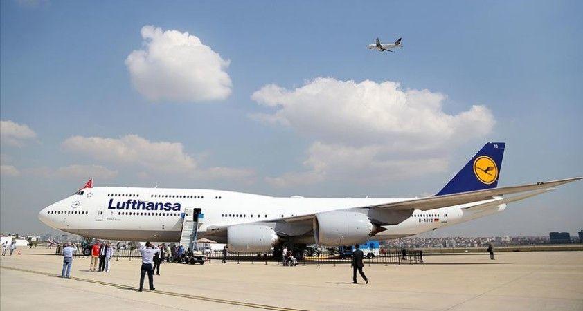 Lufthansa Grubu ilk çeyrekte 2,1 milyar avro zarar açıkladı