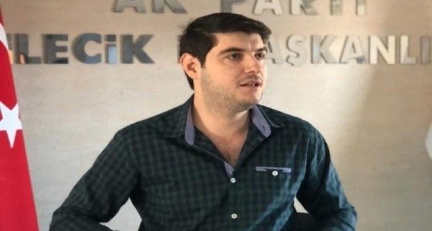 AK Parti'li gençlerden yeni uygulamaya yoğun ilgi