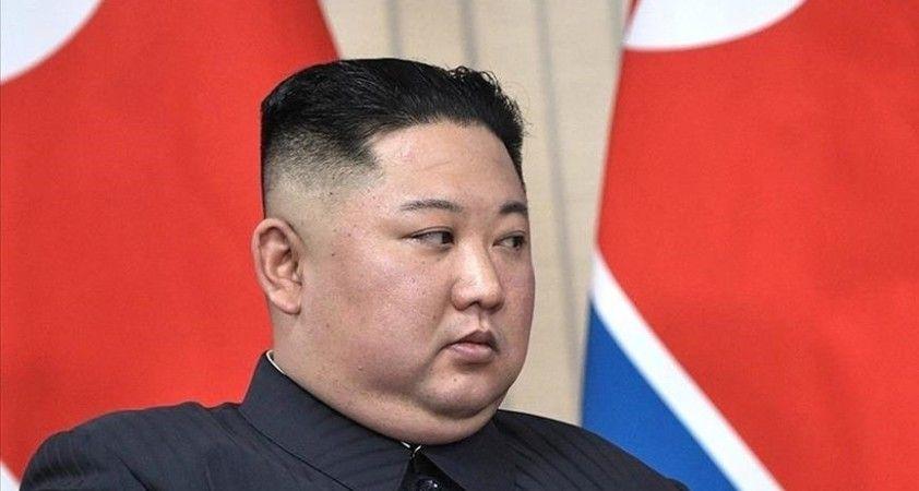 Kuzey Kore lideri Kim Jong-un'un 20 kilogram kaybettiği iddia edildi