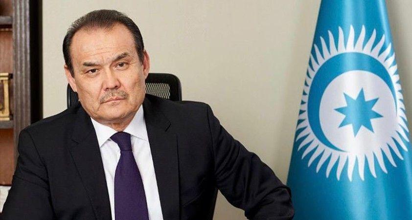 Türk Konseyi Genel Sekreteri Amreyev: Fransa bu talihsiz zihniyetten kurtulmalı