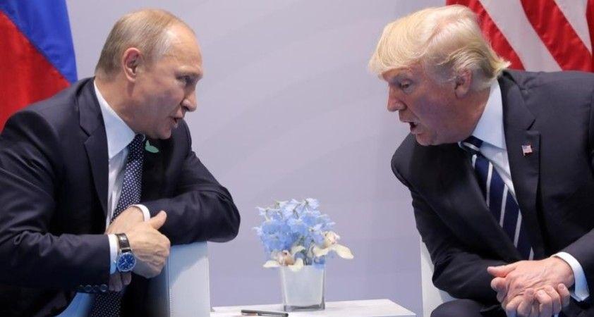Trump'tan Rusya'ya çağrı: 'Suriye'deki vahşete desteğinizi durdurun'