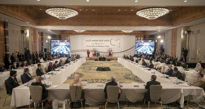 Libya Siyasi Diyalog Forumu'nun ikinci toplantısı başladı