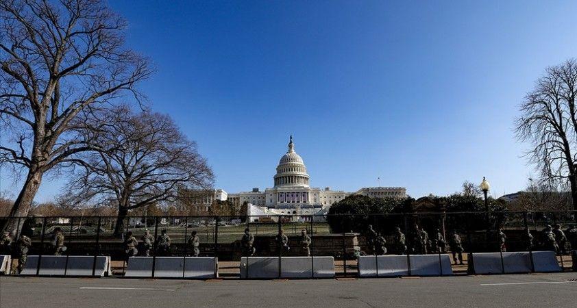 ABD'de Başkanlık Yemin Töreni yoğun güvenlik önlemleri altında yapılacak