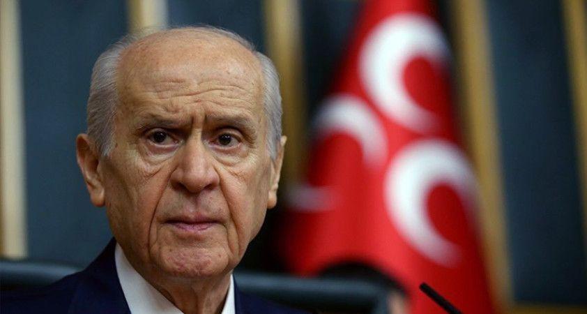 MHP Genel Başkanı Bahçeli: 'Bilinmelidir ki, kurt kışı geçirse de yediği ayazı asla unutmayacaktır'