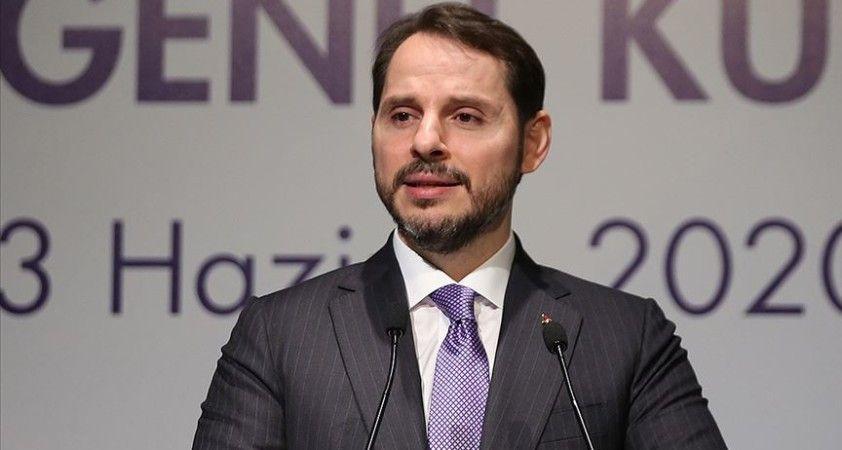 'OECD tahminlerine göre pandemiden en az etkilenecek 3. ülke Türkiye'