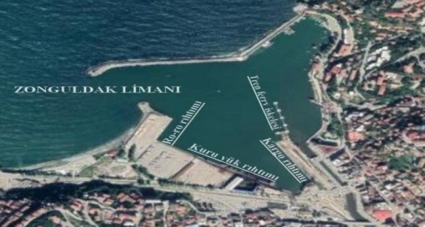 TTK, Zonguldak Limanı Vaziyet Planı hazırlanması ve onaylattırılması işini ihale edecek