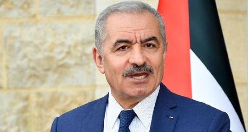 Filistin Başbakanı Iştiyye İsrail'in Gazze'ye saldırılarını durdurması için BM'nin müdahale etmesini istedi