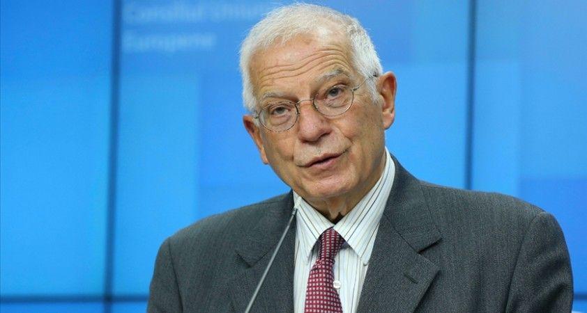 AB Temsilcisi Borrell: Türkiye ve AB ortak çıkarlar paylaşıyor