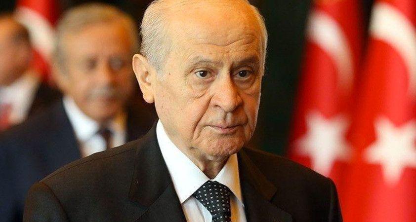 MHP Genel Başkanı Bahçeli: 'Türkiye büyük ve güçlü bir ülkedir'