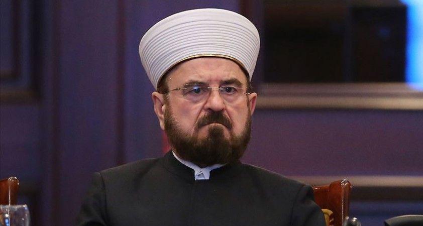 Dünya Müslüman Alimler Birliği Genel Sekreteri Karadaği: Libya'da tek çare meşru hükümetin desteklenmesi