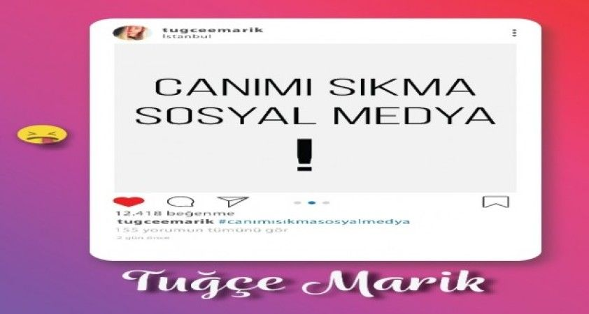 'Canımı Sıkma Sosyal Medya' kitabı raflarda