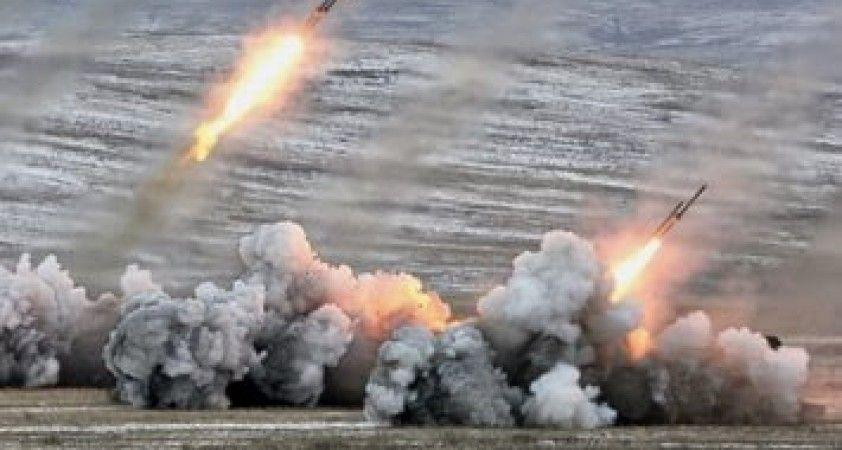 Irak'ta ABD üssüne füzeli saldırı: 4 asker yaralı