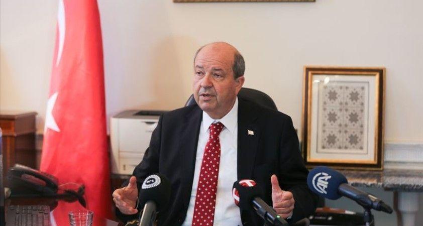 KKTC Başbakanı Tatar: Kıbrıs Türk halkı her zaman Azerbaycan'ın yanında olmuştur
