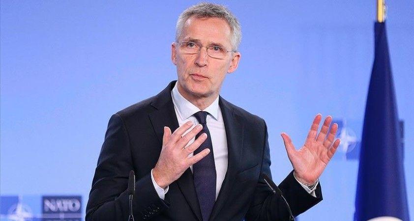 NATO Genel Sekreteri Stoltenberg: NATO uluslararası terörizmle mücadeleye daha fazla katkı sunmaya hazır