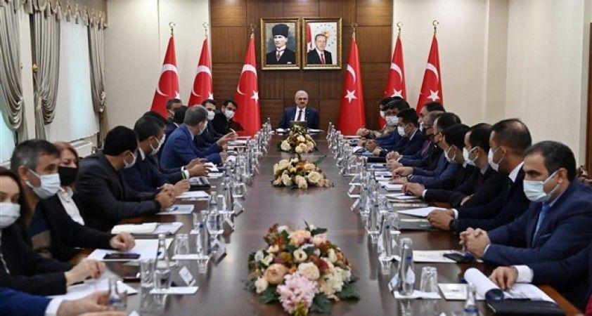 Diyarbakır'da Bağımlılıkla Mücadele Toplantısı yapıldı