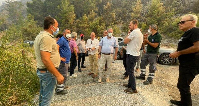 BBP Genel Başkanı Destici: Yangınların sebebi ve kaynağı konusunda aslında hiçbir tereddüdümüz yok