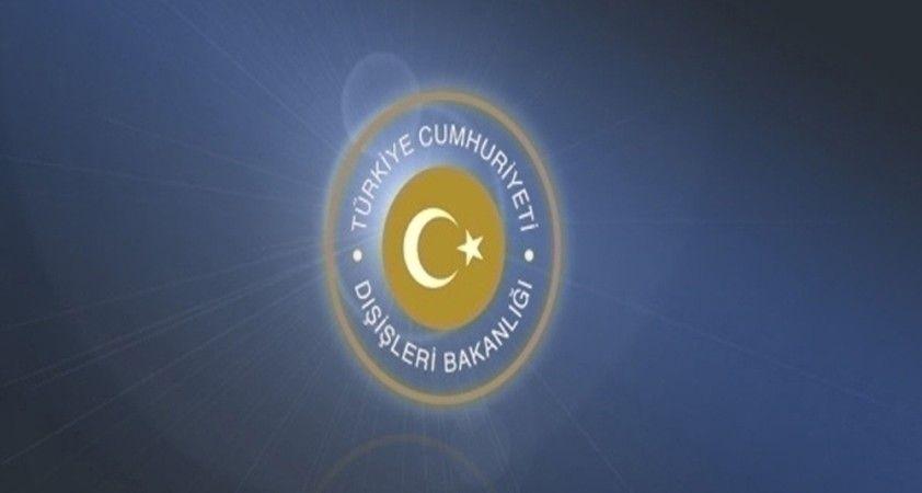 Dışişleri Bakanlığı, 'Yunanistan'ın Türk düşmanlığından vazgeçmesi gerekir'