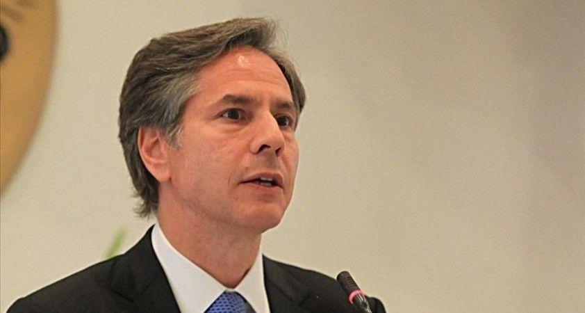 ABD Dışişleri Bakanı Blinken, Çinli mevkidaşı ile görüşmesinde Pekin'e 'gözdağı' verdi