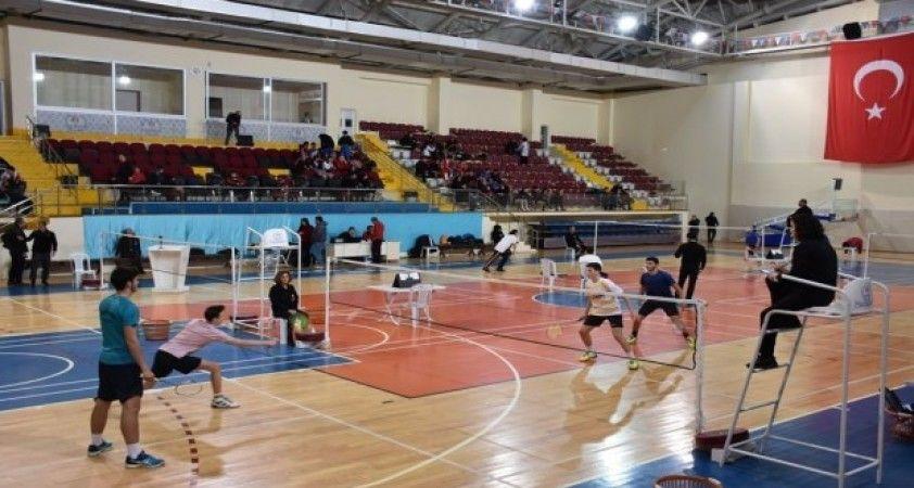 Badmintonda Türkiye Finaline kalan iller belli oldu