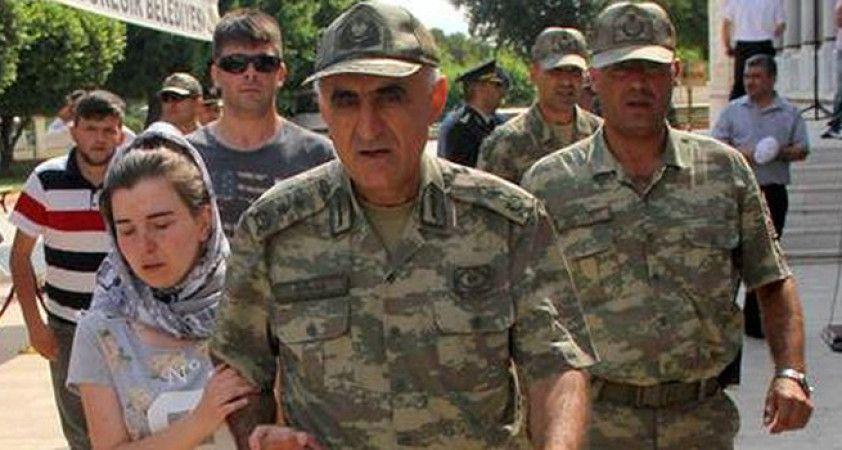 Bitlis'te düşen helikopterde 8. Kolordu Komutanı Korgeneral Osman Erbaş'da şehit oldu