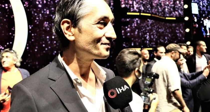 """En iyi erkek oyuncu ödülünün sahibi Tarhan Karagöz: """"Ödül aldığım için çok gurur duydum"""""""