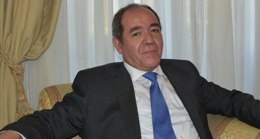 Cezayir, Libya'nın bölünmesine karşı