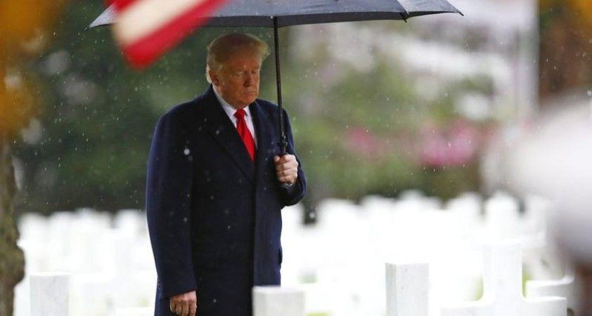 Trump, savaşta ölen ABD askerleri için 'beceriksizler' dediği iddiasını reddetti