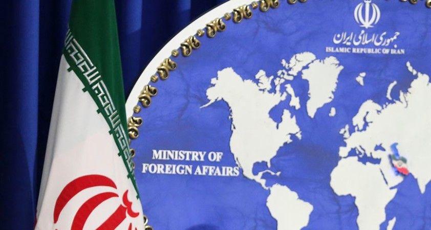 İran, İslam karşıtı açıklamalar nedeniyle Fransa maslahatgüzarını Dışişleri Bakanlığına çağırdı