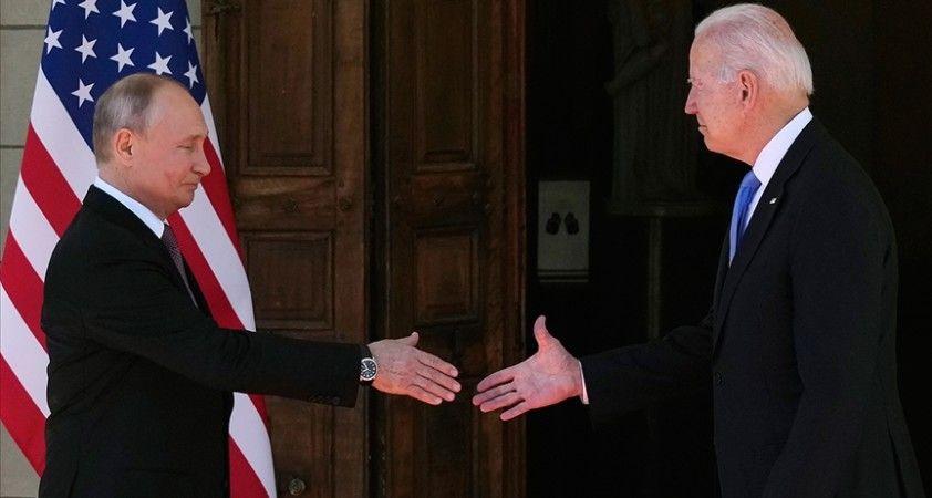 Ukrayna: Putin-Biden görüşmesi, Amerika'nın geri döndüğünü gösterdi