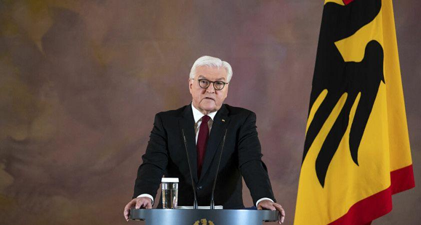 Almanya Cumhurbaşkanı Steinmeier'den Rusya ile bağları koparmama çağrısı