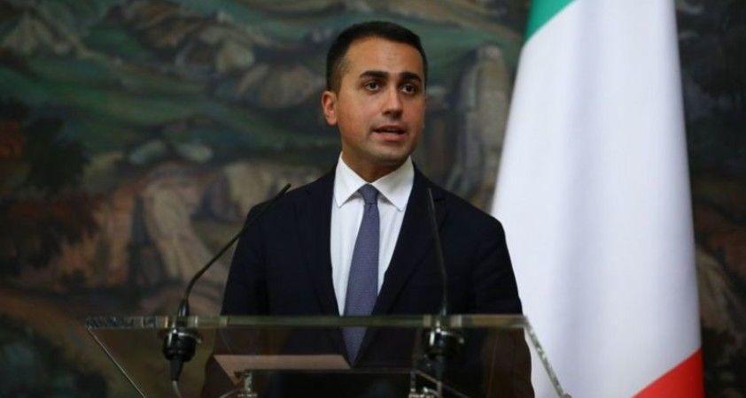 İtalya Dışişleri Bakanı Di Maio: AB, Türkiye ile diyalog kapılarını kapatmamalı