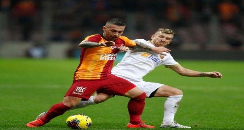 Kayserispor ligin en çok gol yiyen takımı