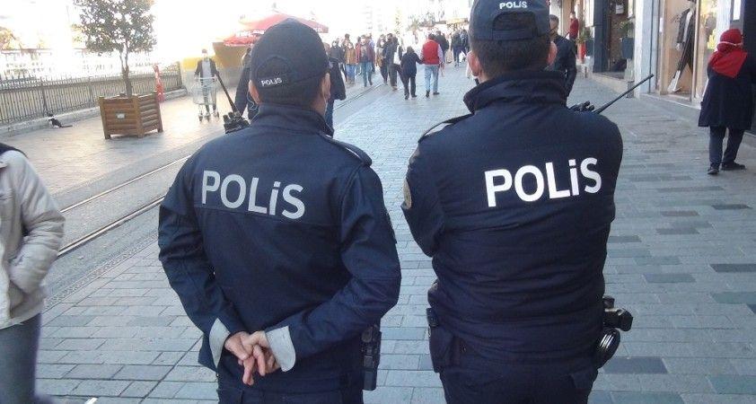 İstiklal Caddesi'nde karekod uygulaması devreye girdi