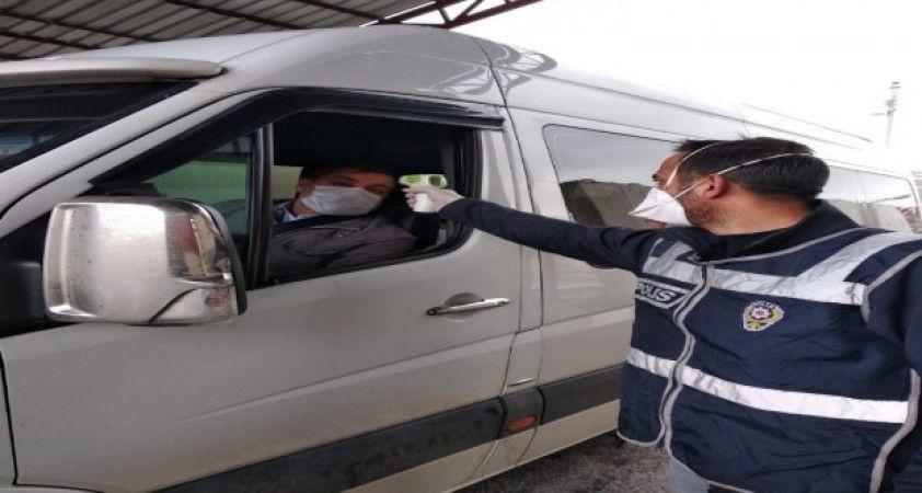 Tatvan'da yasağa uymayanlara cezai işlem uygulandı