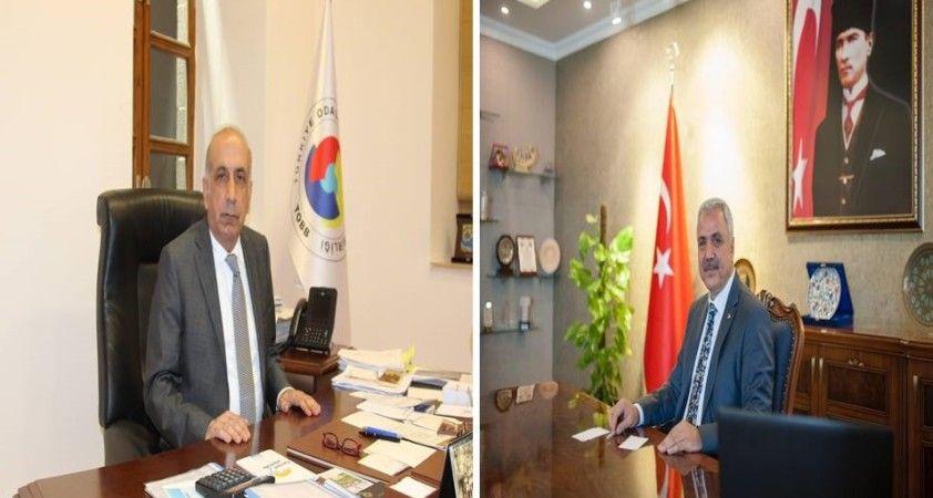 Mersin – Gaziantep Hızlı Demiryolu Projesinin Şanlıurfa ve Diyarbakır bağlantıları 2023 yılı öncesi yatırım programına alınmalıdır