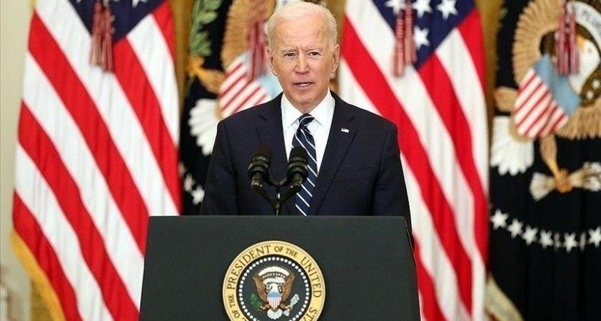ABD medyası: Biden, başkanlığının altyapı paketinin onayına bağlı olduğunu söyledi