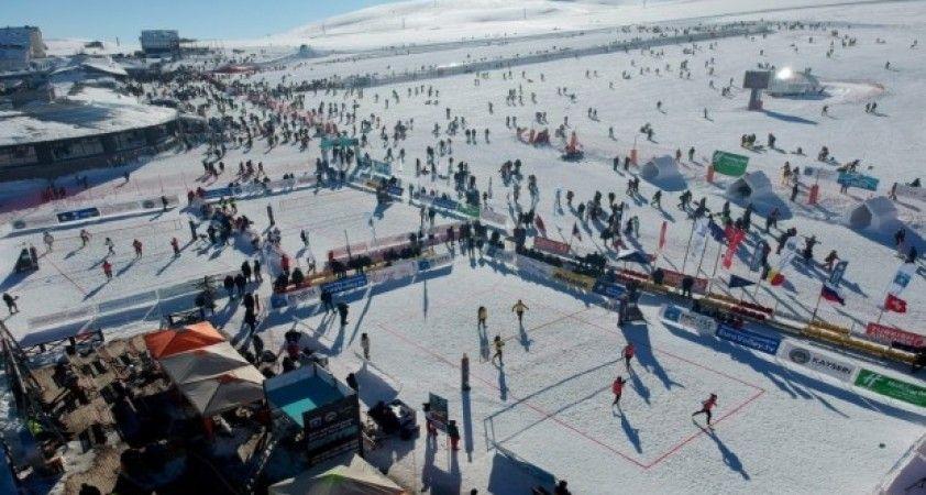 Kar Voleybolu Dünya Turu'nda 2020 takvimi belli oldu