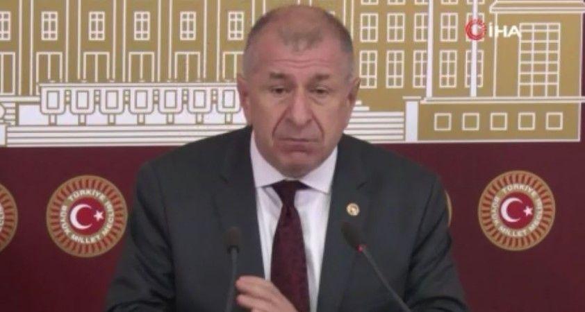 Bağımsız İstanbul milletvekili Ümit Özdağ
