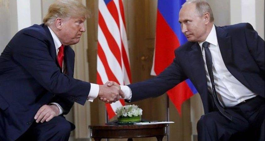Beyaz Saray: Trump, Putin ile enerji piyasalarını dengeleme konusunda anlaştı