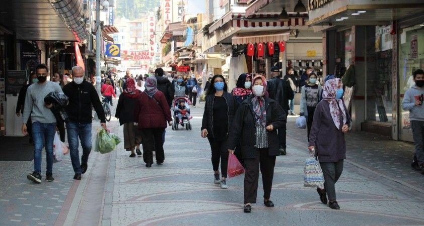 Aydın'da vakalar yüzde 1 arttı